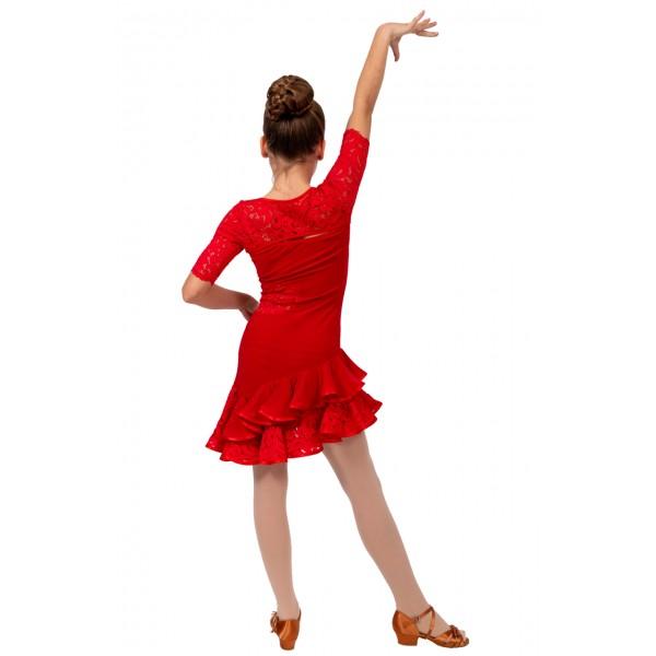 Detské šaty latino Basic