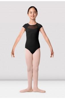 Mirella Flower brust, detský dres s krátkym rukávom