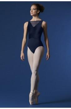Mirella Mesh Panel Neckline, dámsky dres