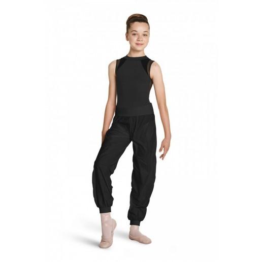 Mirella šušťákové nohavice, na zahriatie pre deti