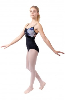 Guilaine, baletný dres na ramienka