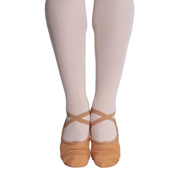 Sansha Silhouette 3C, baletné cvičky pre deti