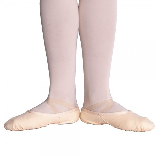 Sansha Silhouette 3C, dámske baletné cvičky