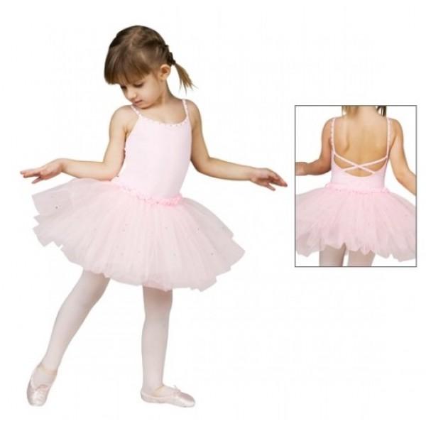 Sansha Fawn, destký baletný dres so sukničkou