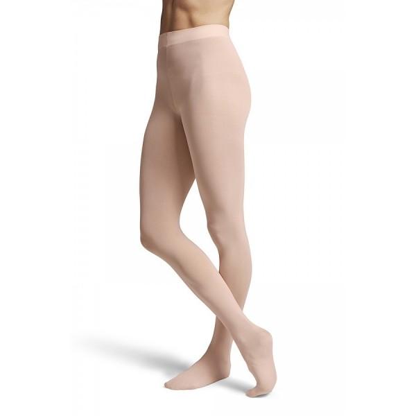 Bloch dievčenské pančucháče s celým chodidlom