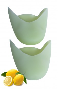 Vypchávky do špíc s vôňou citrónu