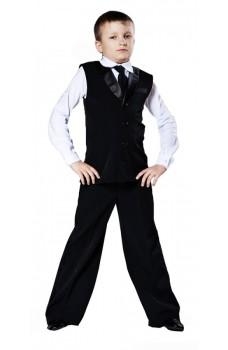 Chlapčenská vesta na spoločenský tanec 721