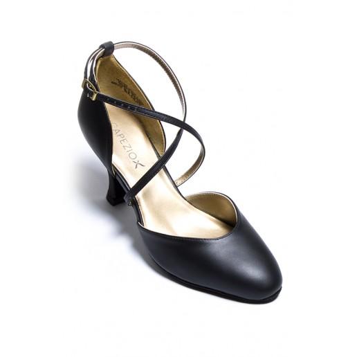 Capezio X-Strap Pump, tanečné topánky