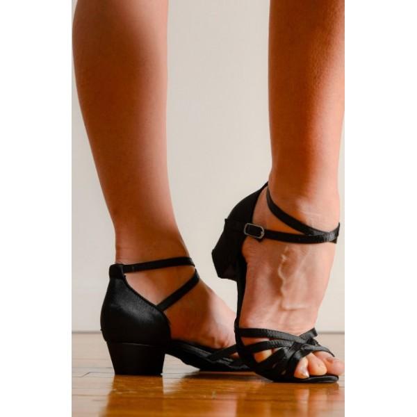 Dansez Vous Alba, latinky na nízkom podpätku
