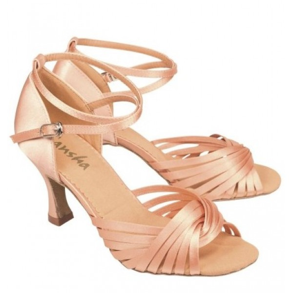 Sansha Ashley BR31065S, topánky na spoločenský tanec