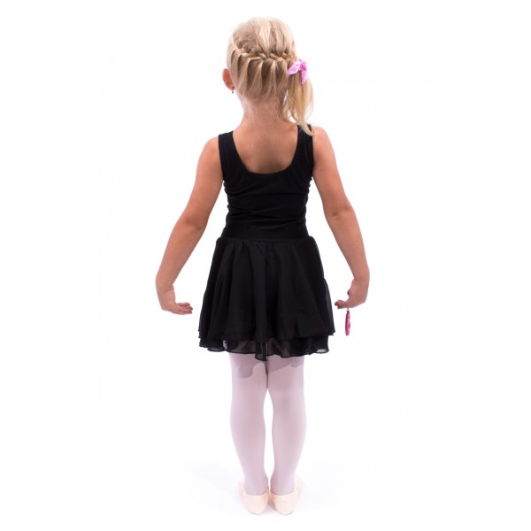 Sansha Basic, baletný dres na hrubé ramienka