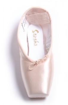 Sansha Beatrix, baletné špice pre začiatočníkov