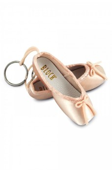 Bloch A0604M Mini pointe shoe, kľúčenka