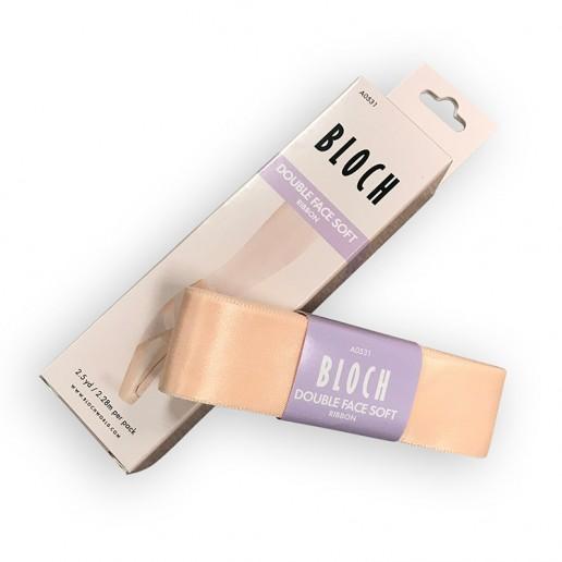 Bloch Double Face Soft Ribbon, stužky
