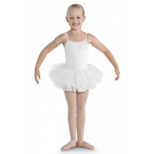 <span style='color: red;'>Predaj skončil</span> Bloch Taruna, detský dres s tutu sukničkou