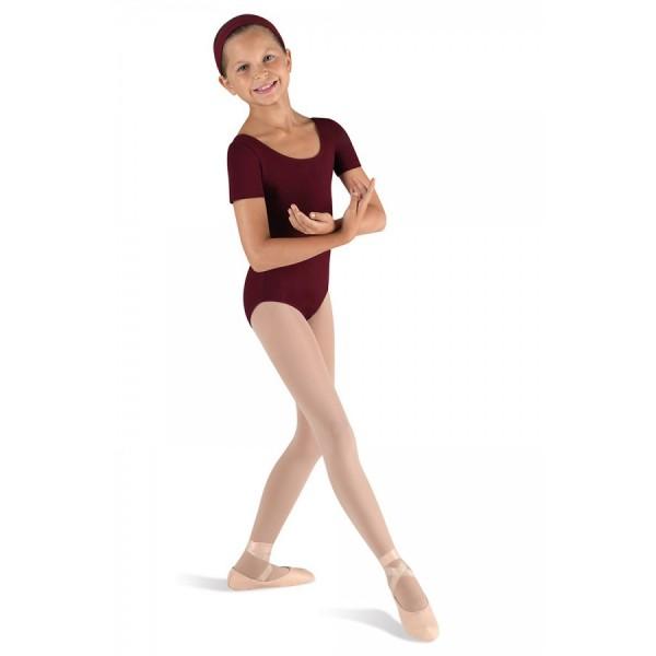 Bloch Ballet, dres s krátkym rukávom