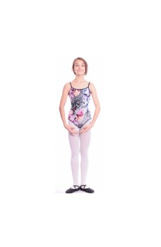 Bloch Sabella kvety, obojstranný baletný dres
