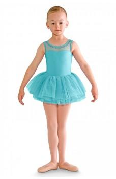 Bloch Blondelle, detský dres s tutu sukničkou