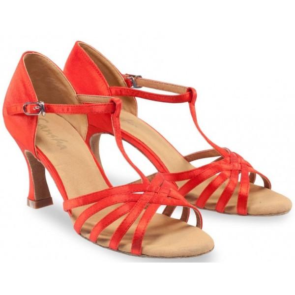 Sansha Juanita BR31028S, topánky na spoločenský tanec