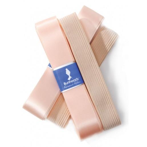Bunheads Rehearsal ribbon-elastic pack, stužky