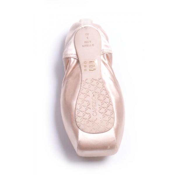 Capezio Cambré Broad Toe #3 SHANK, baletné špice