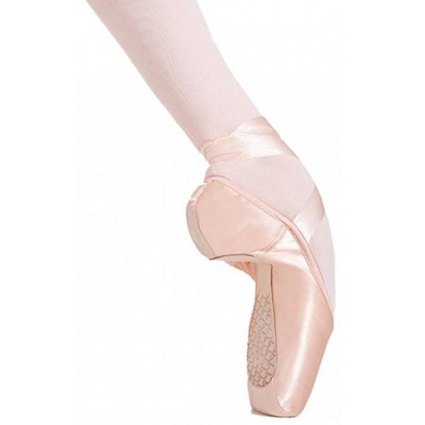 Capezio Cambré Broad Toe #4 SHANK, baletné špice