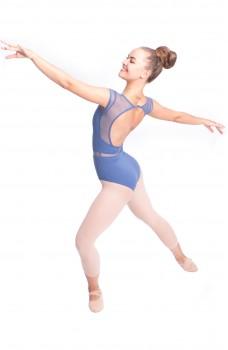 Capezio Cap Sleeve Leotard, baletný dres