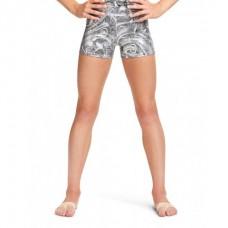 Capezio Tradition shorts, krátke nohavice pre deti