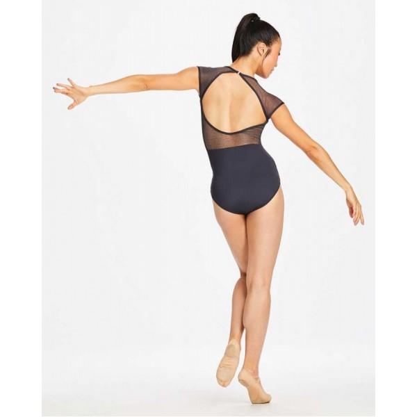 Capezio Raglan sleeve leotard, baletný dres