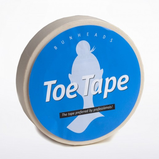 Bunheads Toe Tape, náplaste na prsty