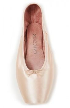 Capezio Airess Broad 7.5 Shank 1132B, baletné špice