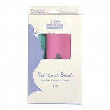 Capezio Bunheads resistance exercise bands (COMBO PACK)