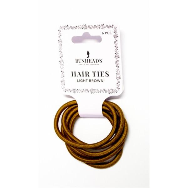 Capezio Bunheads hair Ties, gumka do vlasov