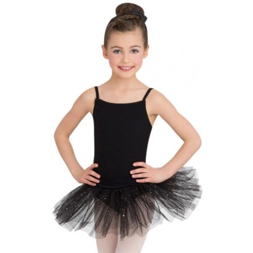 Capezio Tutu Dress, detský dres s tutu sukničkou