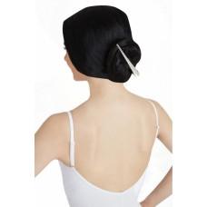 Capezio Jewelled Flamingo Clip, štipec do vlasov