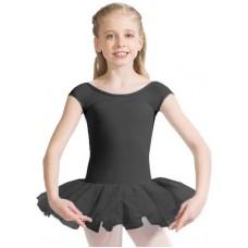 Capezio Keyhole Back Tutu Dress, detský dres s tutu sukničkou