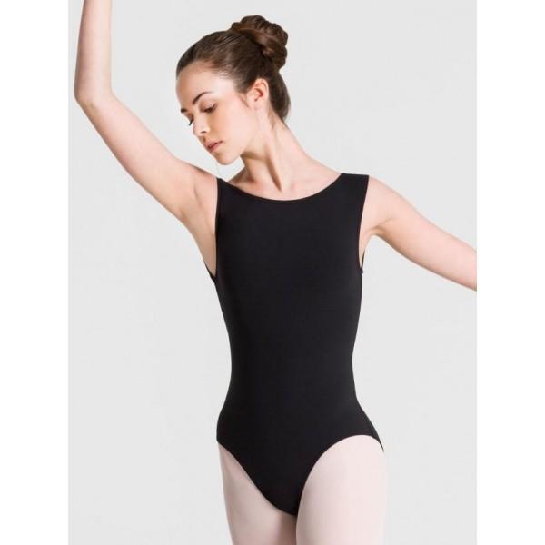 Capezio Meryl boatneck leotard, baletný dres
