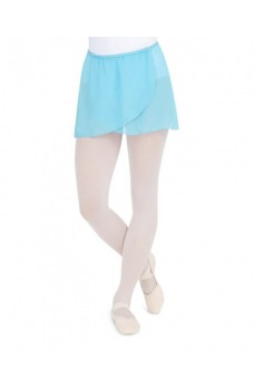 Capezio button wrap skirt, baletná suknička pre dievčatá