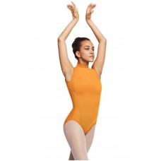 Capezio Polo neck leotard, baletný dres