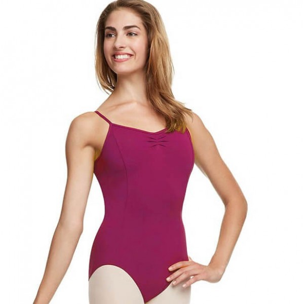 Capezio Pinch front, baletný dres