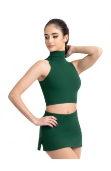 Capezio Team Basic Mock neck top, športový top