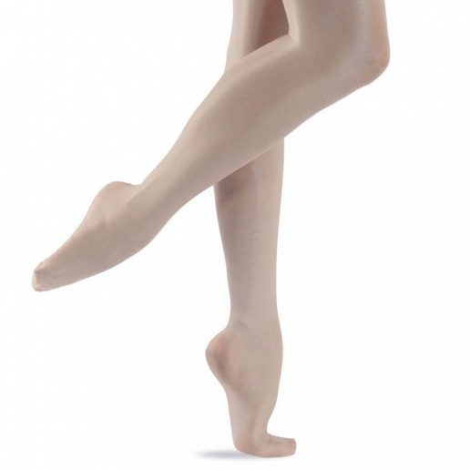 Capezio ultra soft footless tights, legínové pančucháče