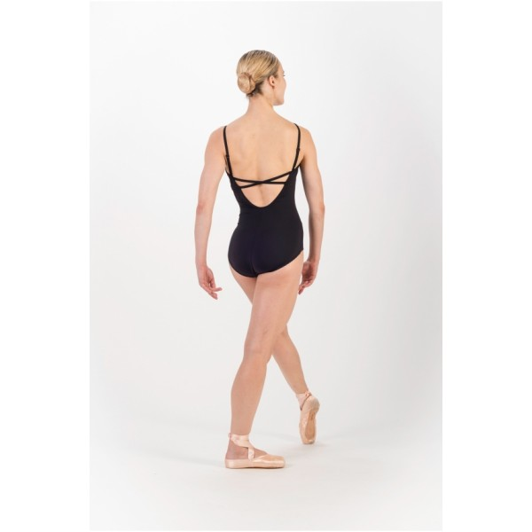 Capezio Skylight Breeze Criss cross back, baletný dres