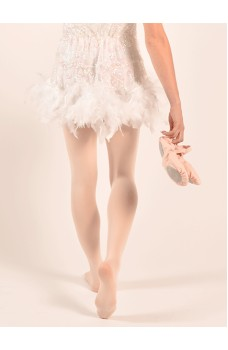 Dansez Vous E100, detské baletné pančucháče s celým chodidlom