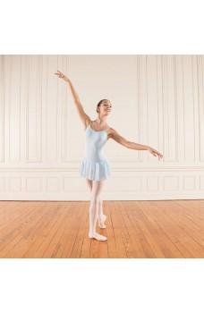 Dansez Vous Luna, dámsky dres na špagetové ramienka so sukničkou