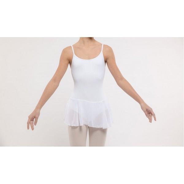 Dansez Vous Luna, dres na špagetové ramienka so sukničkou