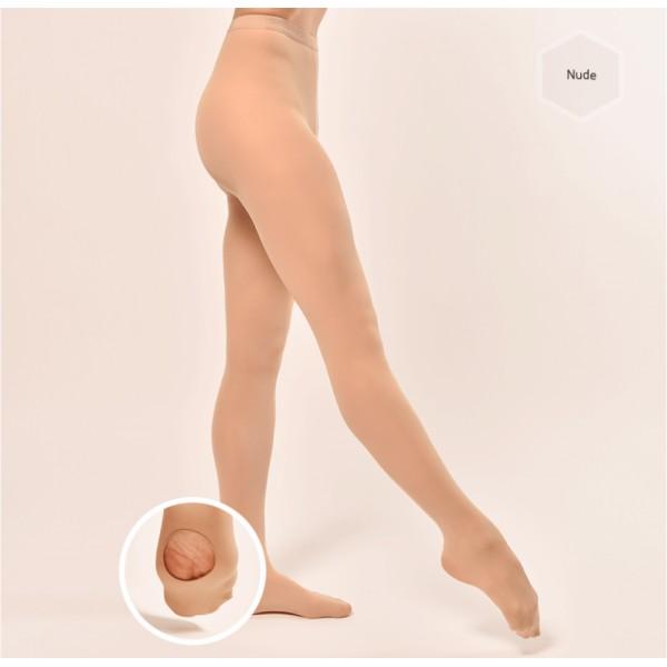 Dansez Vous E101, konvertibilné baletné pančucháče