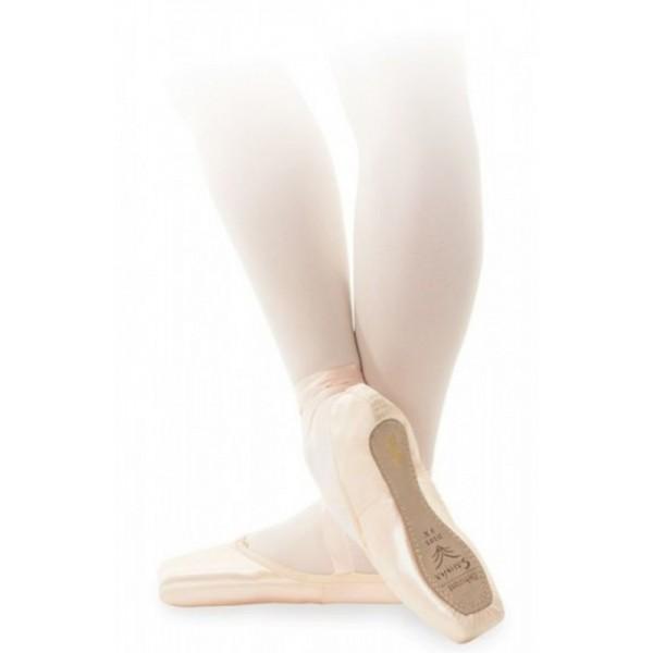 Sansha Debutante D101S, baletné špice pre začiatočníkov