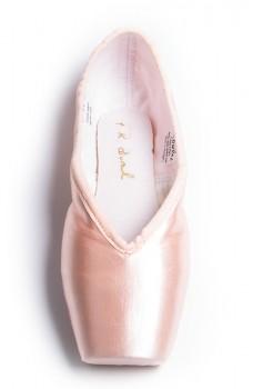 FR Duval-flexible, baletné špice s plastovou stielkou