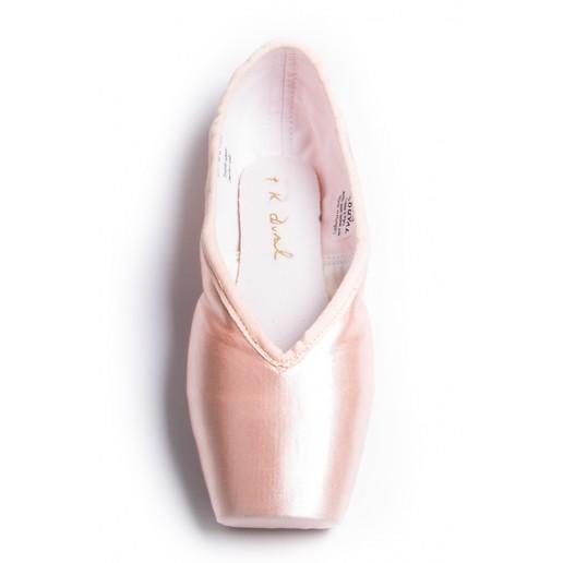 FR Duval-regular, baletné špice s plastovou stielkou